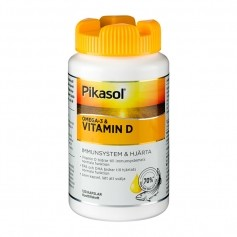 Pikasol vitamin D 120k