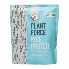 Plantforce Protein Reisprotein Natural, Pulver