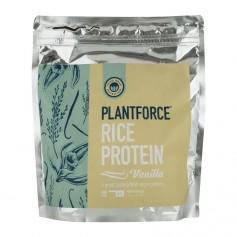 Plantforce Protein Reisprotein Vanille, Pulver