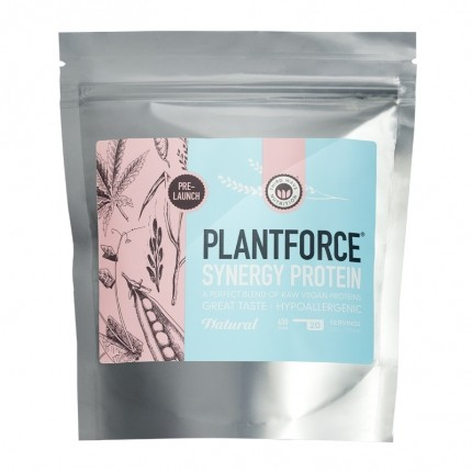 Plantforce Protein Synergy Protein, Natural, Pu...