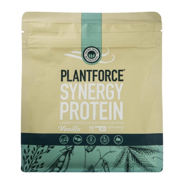plantforce protein synergy vanille bei nu3 bestellen. Black Bedroom Furniture Sets. Home Design Ideas