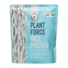 Plantforce Protein Reisprotein Natural, Pulver