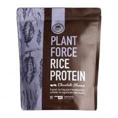 Plantforce Protein Reisprotein Schokolade, Pulver