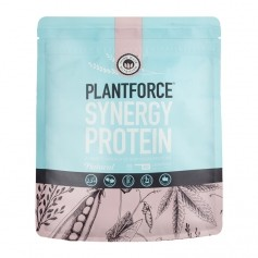Plantforce Protein Synergy Natural, Pulver