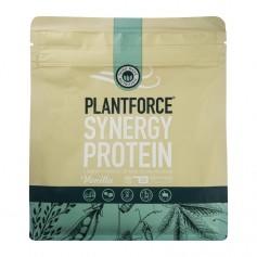 Plantforce Protein Synergy Vanille, Pulver