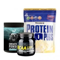 Post-Workout Basis Paket