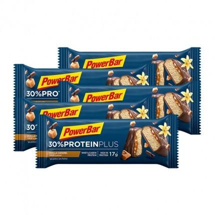 Powerbar 30% ProteinPlus, Vanille-Karamell, Riegel