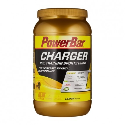 Powerbar Charger, Pulver