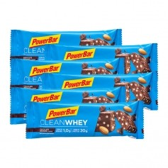Powerbar Clean Whey, Chocolate Brownie, Riegel
