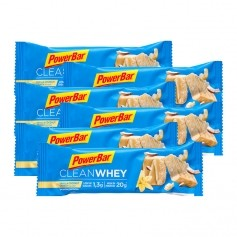 Powerbar Clean Whey, Vanilla Coconut Crunch, Riegel
