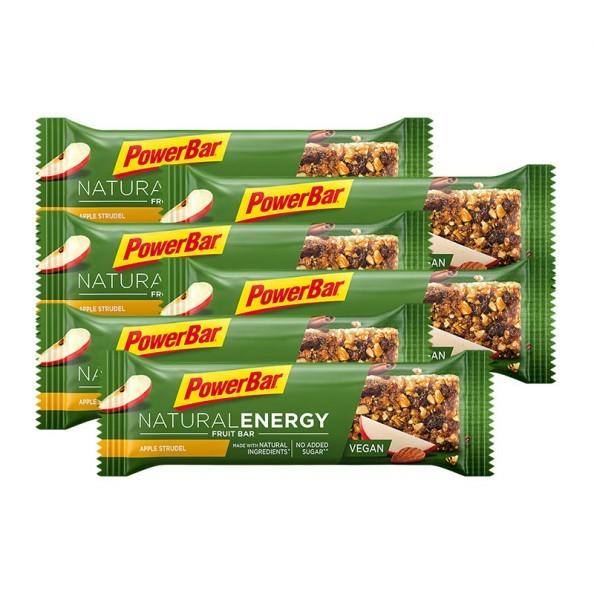 Powerbar, Énergie naturelle fruits & noix goût gateau aux pommes ...
