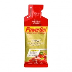 Powerbar, Gel énergétique goût punch fruits rouges