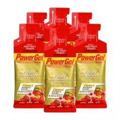 6 x Powerbar Gel Red Fruit Punch