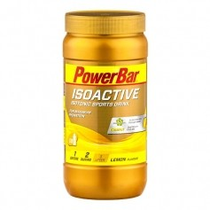 PowerBar Isoactive - Isotonic Sports Drink Lemon Powder