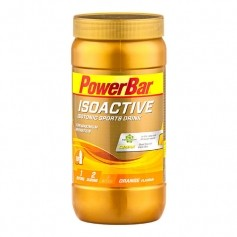 PowerBar Isoactive - Isotonic Sports Drink Orange Powder