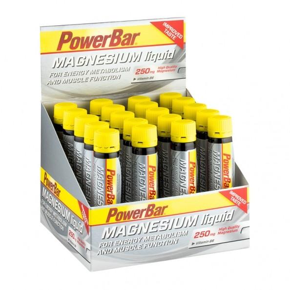 powerbar magnesium liquid ampullen g nstig bei nu3 kaufen. Black Bedroom Furniture Sets. Home Design Ideas