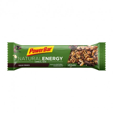 PowerBar Natural Energy Cereal Bar Cocoa Crunch