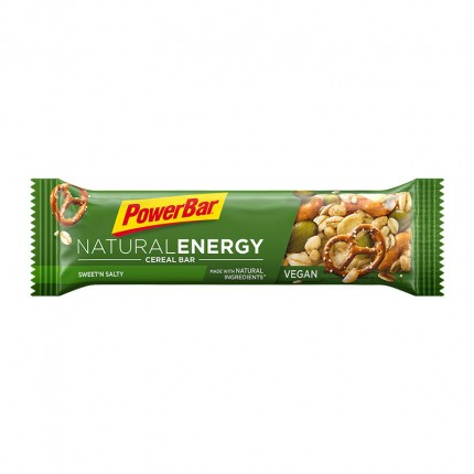 PowerBar Natural Energy Cereal Bar Sweet'n Salty