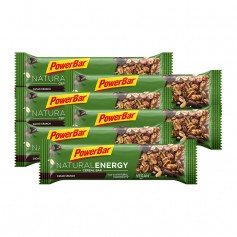 6 x Powerbar Natural Energy Cereal Riegel Kakao-Crunch