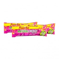 Powerbar, Natural Energy, cranberry, barres, lot de 3