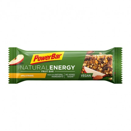 PowerBar Natural Energy Fruit & Nut Bar Apple Strudel