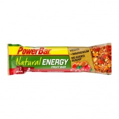 PowerBar Natural Energy Fruit & Nut Bar Wild Fruit