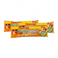 Powerbar, Natural Energy, strudel aux pommes, barre, lot de 3