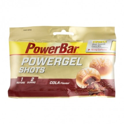 PowerBar Power Gel Shots Cola