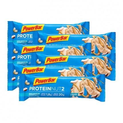 Powerbar Protein Nut2, White Chocolate Coconut, Riegel