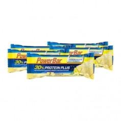 5 x Powerbar ProteinPlus Riegel 30% Vanille-Kokos