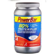 Powerbar Protein Plus 80 Jordgubbe, Pulver