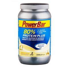Powerbar Protein Plus 80 vanilie, pulver
