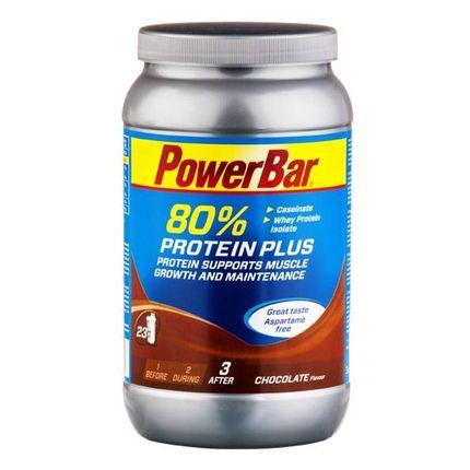 Powerbar, Protéines Plus 80 chocolat, poudre