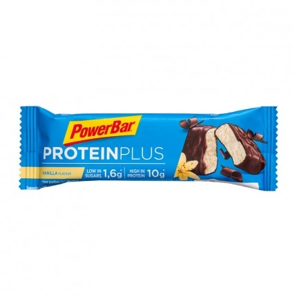 5 x Powerbar ProteinPlus Bar Low Carb Riegel Vanille