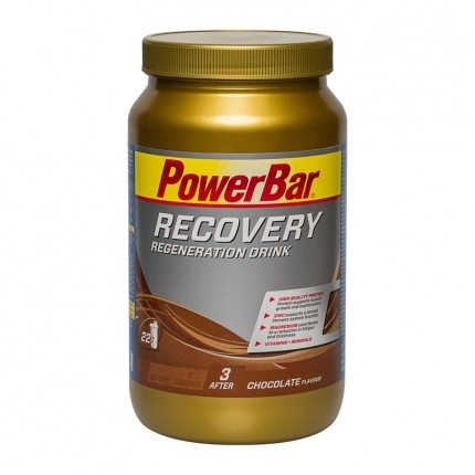 Powerbar, Recovery boisson régénérante, poudre