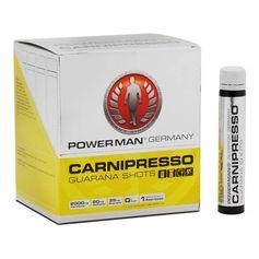 Powerman Carnipresso, Ampoules