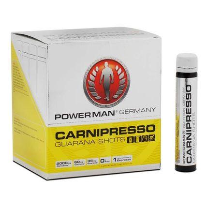 PowerMan Carnipresso, Trinkfläschchen