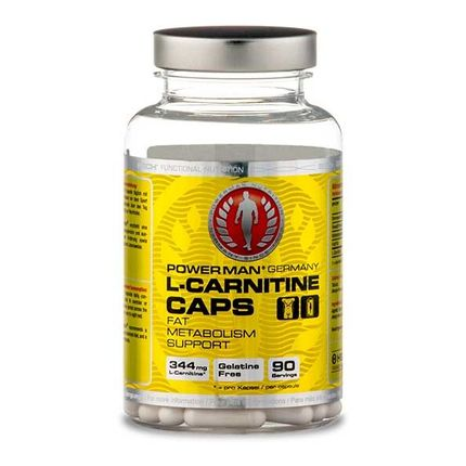 PowerMan L-Carnitine Capsules