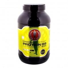 PowerMan Protein 85 Erdbeere, Pulver