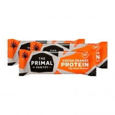 Primal Pantry Paleo Protein Bar, Kakao-Orange
