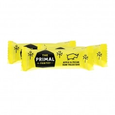 3 x Primal Pantry Apple & Pecan, Riegel
