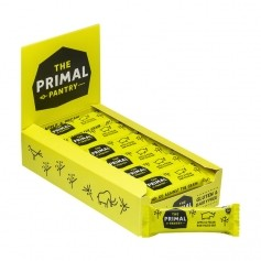 Primal Pantry Raw Paleo Bar, Apfel-Pecannuss
