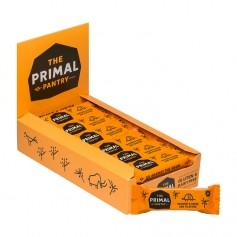 Primal Pantry Raw Paleo Bar, Haselnuss-Kakao