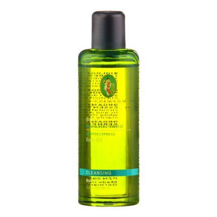 Primavera Cleansing Bath Oil Juniper Cypress