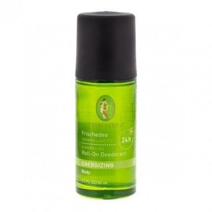 Köpa billiga Primavera Uppfriskande Deodorant Ingefära Lime online