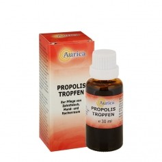 Propolis for the Mouth and Throat