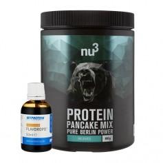 Protein Pancakes Set, Ahorn