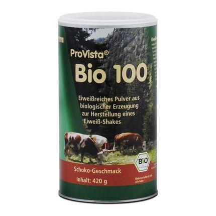 Bio Eiweiß, Schokolade, Pulver (420 g)