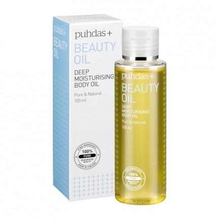 Köpa billiga Puhdas+ Beauty Oil Moisturising Body Oil - skönhetsolja online