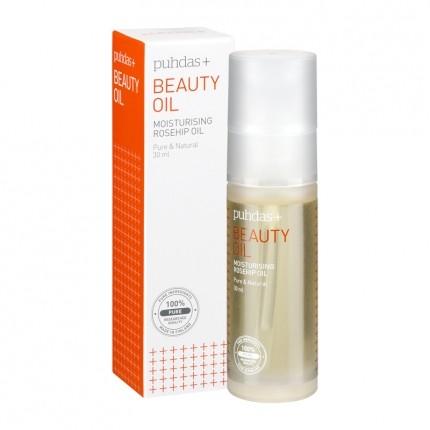 Puhdas+ Puhdas+ Beauty Oil, Moisturising Rosehip Oil  30 ml